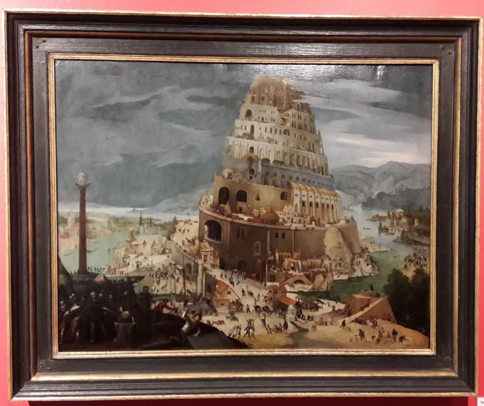 du Mythe de Babel