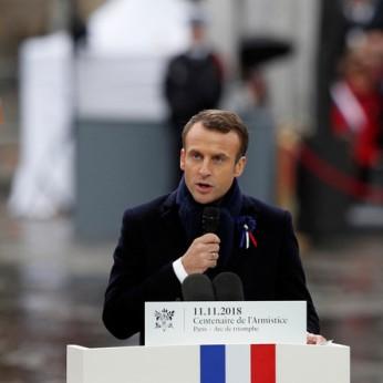 © Francois Mori/Pool Source: Reuters